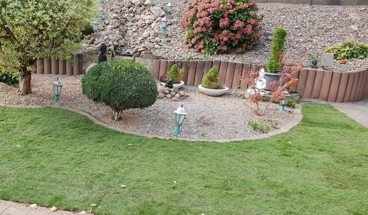 Hausproductions kümmert sich um Ihre Gartenarbeiten in Rinteln