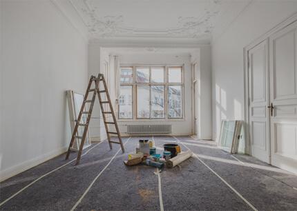 Wir kümmern uns um Ihre Innen &- renovierungsarbeiten