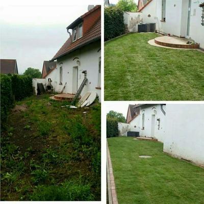 Gartenarbeiten in Rinteln